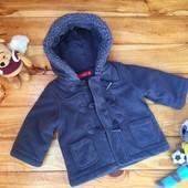 Демисезонная куртка из флиса