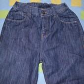 Качественные джинсы для мальчика 13 лет, как новые