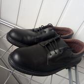 Новые мужские кожанные туфли