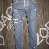 Next джинсы рваные размер W30R