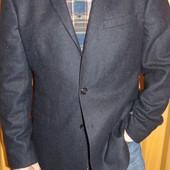 Стильний брендовий  кашемировий пиджак италия Nikole farhi.л-хл