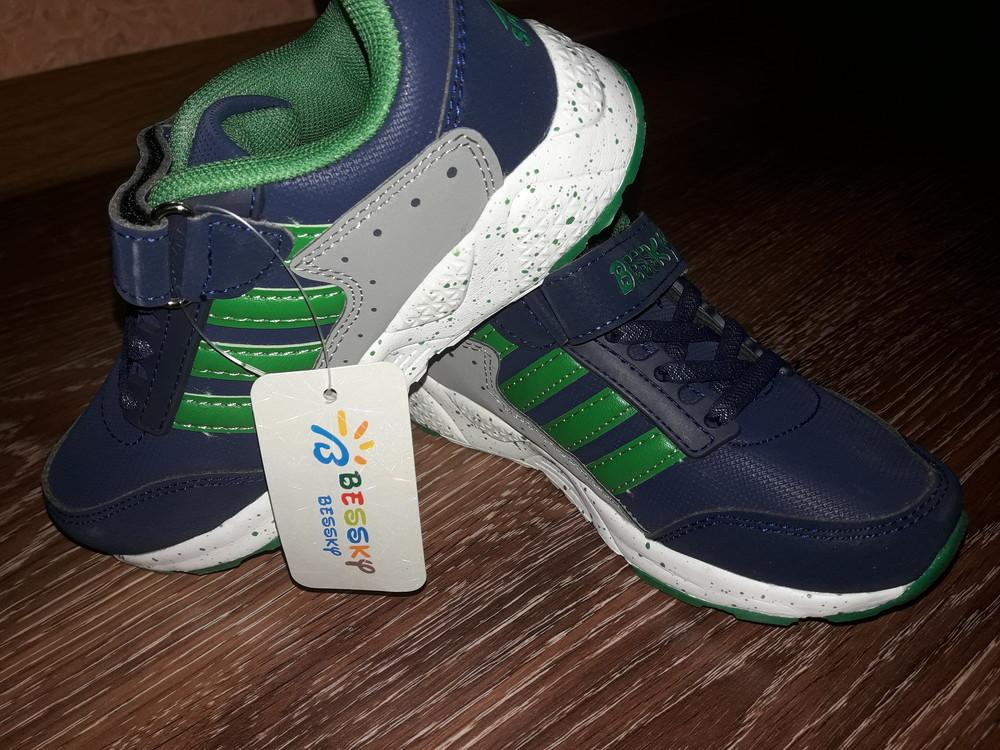 Классные кроссовочки на мальчиков с 26 по 31 размеры фото №4