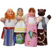 Кукольный театр Маша и медведь, кукла-перчатка, Чудисам