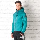 Спортивная кофта худи Adidas Daybreaker, оригинал, р.М
