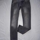 W30 L32, узкачи! джинсы с потертостями скинни Esprit, очень крутые!