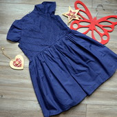 Платье пышное M&S (4-5 лет)