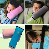 Подушка на ремень безопасности автокресло