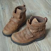 Ботинки полусапоги Clarks кожа (7G)