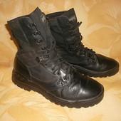 Кожаные ботинки Берцы Magnum стелька=28,7 см.