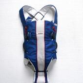 Красивый рюкзак-кенгуру BabyBjorn (оригинал) летний
