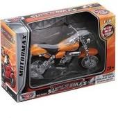 Распродажа - Модель мотоцикла 1:18 Bmw  Kawasaki от Motor max мотоцикл