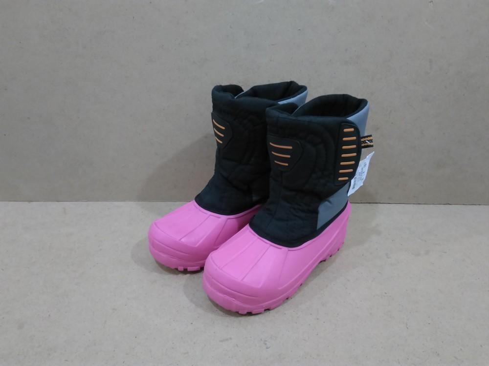 0900886e8 Зимние сапоги сноубутсы thermolite для девочки подростка, цена 320 ...