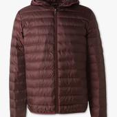 Легенькая пуховая демисезонная курточка с сайта C&A, р-ры 48,50,52,54