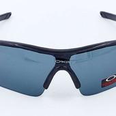 Велоочки солнцезащитные 107 (спортивные очки): пластик, акрил