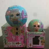 Лол Набор (2в1) куколка Lol + сестренка Lol, двойной сюрприз! Осталось 2 набора!!!