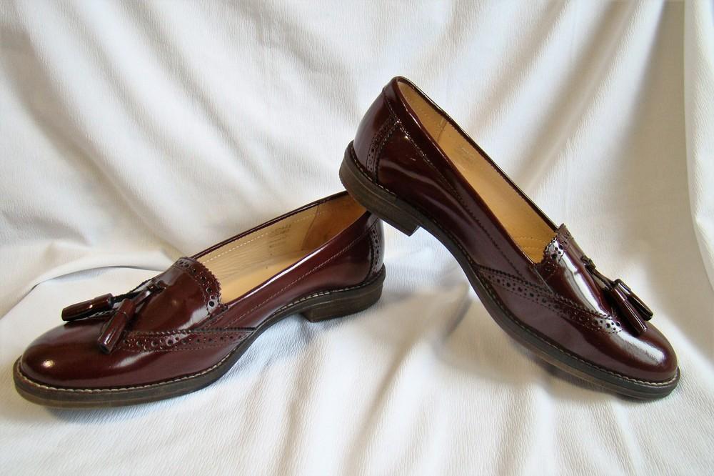 Туфли лоферы clarks (размер 40 (uk 7)) фото №1