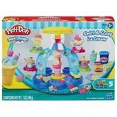 Play Doh Игровой набор Фабрика Мороженого