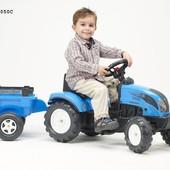 Трактор педальный с прицепом Falk Landini 2050C