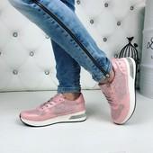 кроссовки с напылением 4 цвета