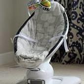Укачивающий центр 4moms, кресло, mamaRoo,мамару качеля