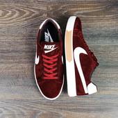 Кроссовки Nike, натур замша, 2 цвета