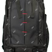 Спортивный рюкзак туристический для мужчин черного цвета (50307)