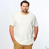 Мужская футболка большого размера XXXL 56-60.