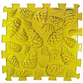 Массажный коврик Пазлы Микс 1 элемент