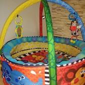 Развивающий коврик-бассейн Playgro идеальный