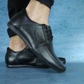 Туфли Van Kristi, р 40-45, натур кожа, код gavk-10713