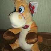 Продам мягкую игрушку Лошадка Обнимака новую
