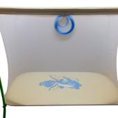 Манеж детский игровой kinderbox