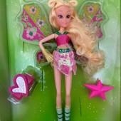 Музыкальная кукла фея волшебница Винкс WinX. Распродажа до 27.02