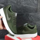 Кроссовки мужские Nike Air Force green
