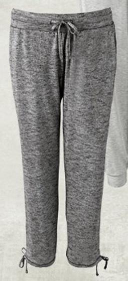 Спортивные тёплые капри штаны урсулы карвен р. s 36 38  германия фото №1