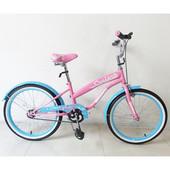 Велосипед Tilly Cruiser 20 T-22032 Pink+Blue