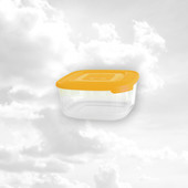 Контейнер квадратный для пищевых продуктов 500мл Консенсус