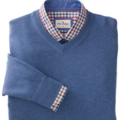 Кофта пуловер Fife Country V Neck