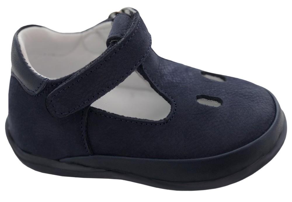 Ортопедические туфельки для мальчика фирмы перлина. фото №1