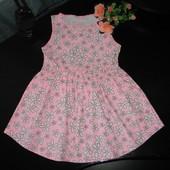 платье YD 5-6 лет реально как новое!