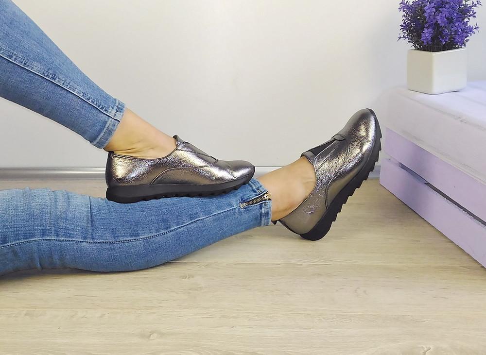Новинка! стильные туфли, мокасины фото №1