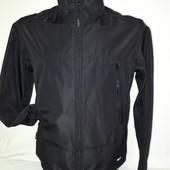 Мужская термокуртка Gnious l (48-50) софтшел SoftShell деми бу