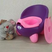 Современный горшок для детей CM 150 irak plastic, детский горшок, Турция