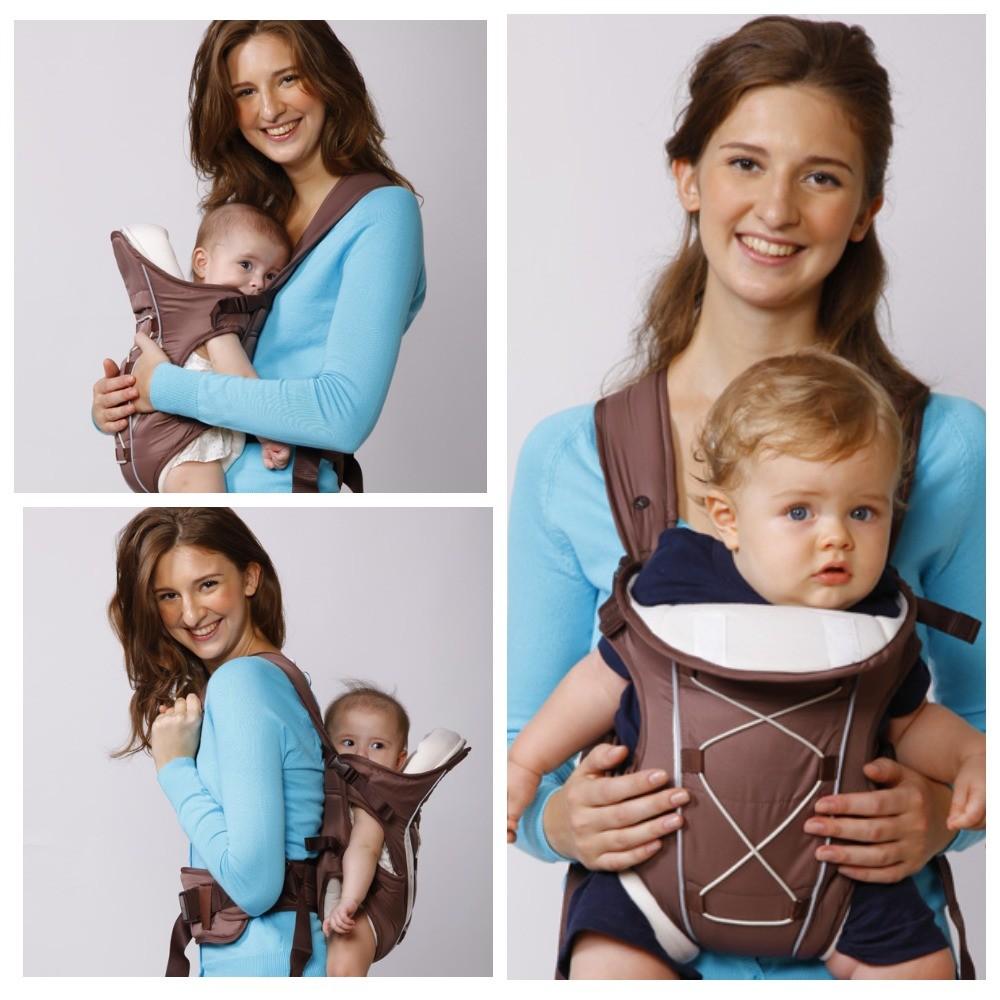 Рюкзак, кенгуру, слинг baby carrier 809, до 14 кг фото №1