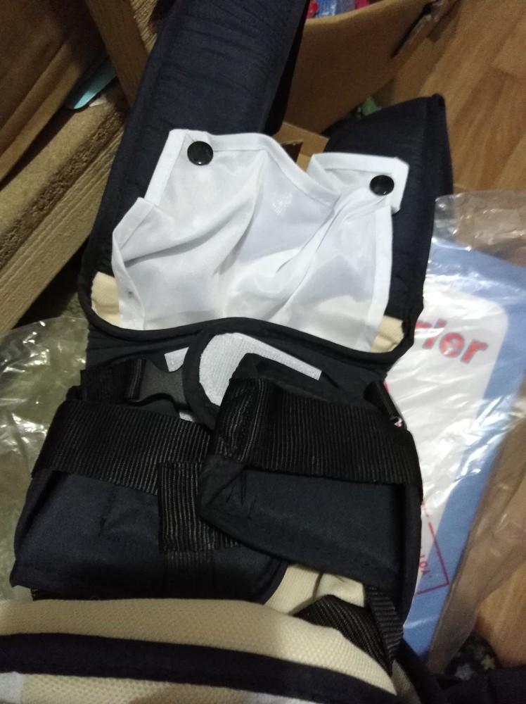 Рюкзак, кенгуру, слинг baby carrier 809, до 14 кг фото №3