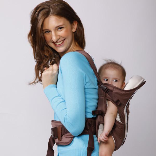 Рюкзак, кенгуру, слинг baby carrier 809, до 14 кг фото №4