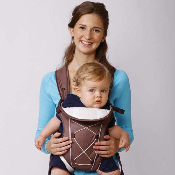 Рюкзак, кенгуру, слинг baby carrier 809, до 14 кг фото №5