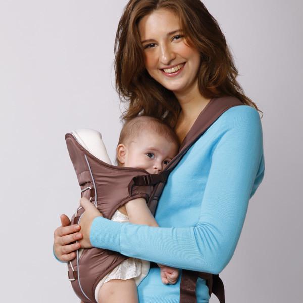 Рюкзак, кенгуру, слинг baby carrier 809, до 14 кг фото №6
