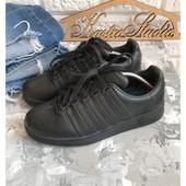 Кожаные кроссовки K-Swiss рр 41