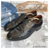 Кожаные мужские туфли Loake рр 43